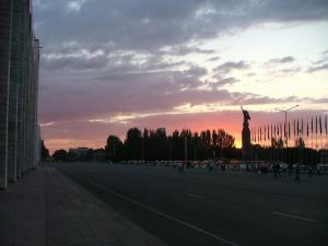Bishkek City, center