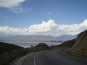 Road to Osh, Kyrgyzstan