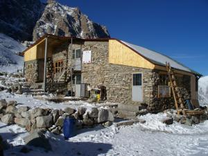 Mountain Hut Ak-Sai