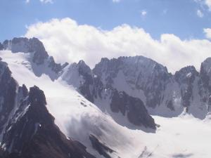 Mountaineering In North Tien-shan