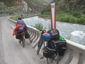 Mountain Biking In Kyrgyzstan
