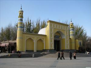 Mosque in Kashgar