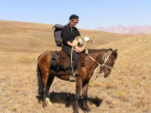 Horseback Riding Tour In Kyrgyzstan